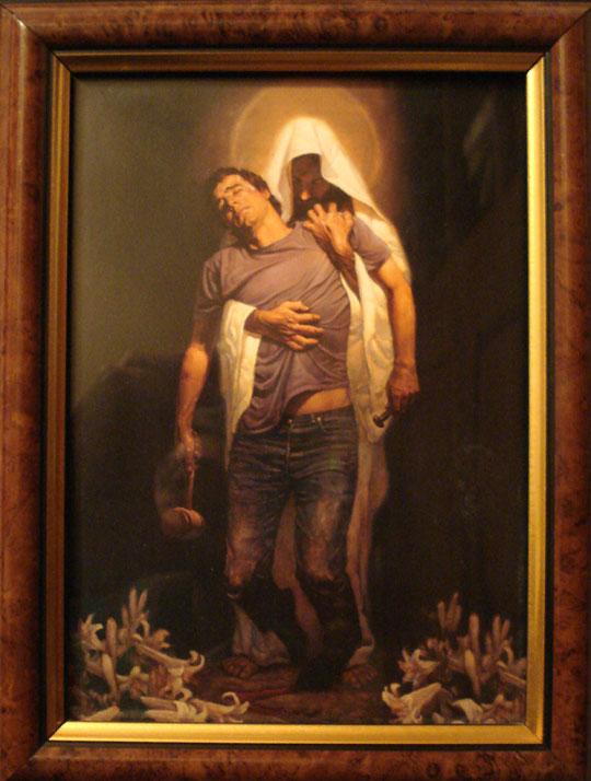 Forgiven by Thomas Blackshear II