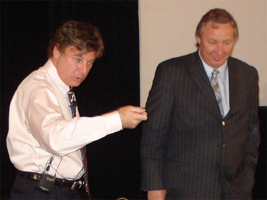 Dan Stratton and Lance Wallnau