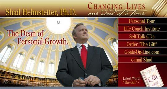 Dr. Shad Helmstetter