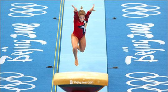 U.S. Gymnasts Overcome Injuries in Qualifying