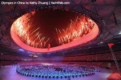 Beijing Olympics: Opening Ceremonies