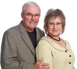 Dr. Bill and Janet Sudduth