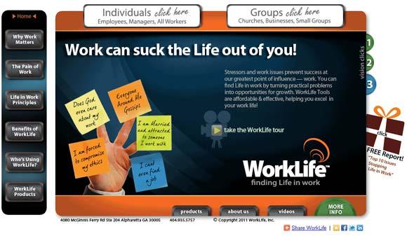 WorkLife and Doug Spada