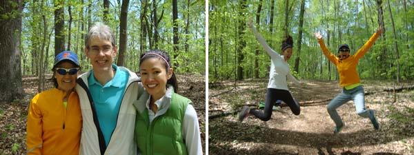 Hike at Scott's Run