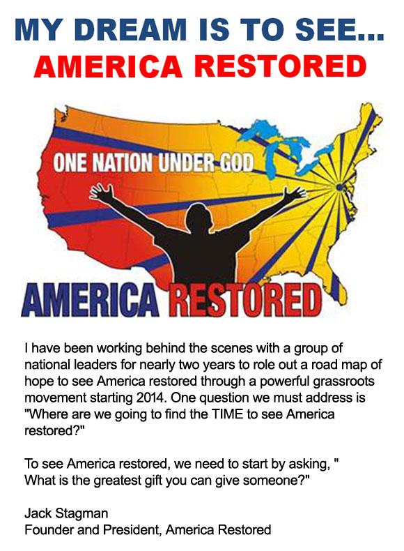 America Restored