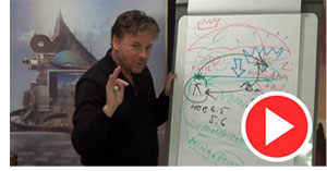 Lance Wallnau speaking about the Hebrew year 5775