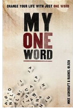 My One Word by Mike Ashcraft
