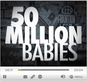 50 million babies killed every year